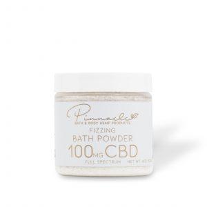 Fizzing Bath Powder