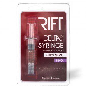 Rift Delta 8 Syringe